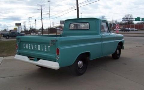 1965 Chevrolet C 10 Short bed for sale