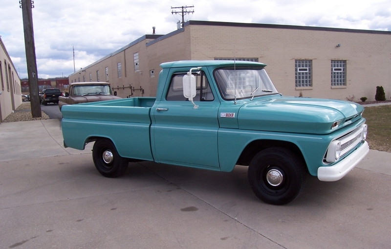 Heavy Duty Truck For Sale Ohio >> 1965 Chevrolet C 10 Short bed for sale