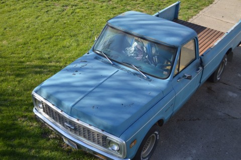 1971 Chevrolet C 10 pickup for sale