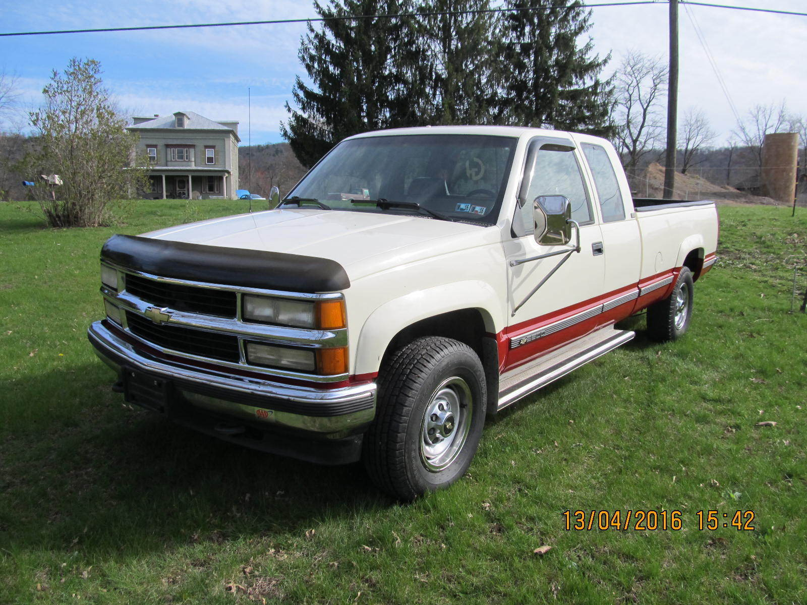 1993 chevy extended cab 4 4 for sale. Black Bedroom Furniture Sets. Home Design Ideas