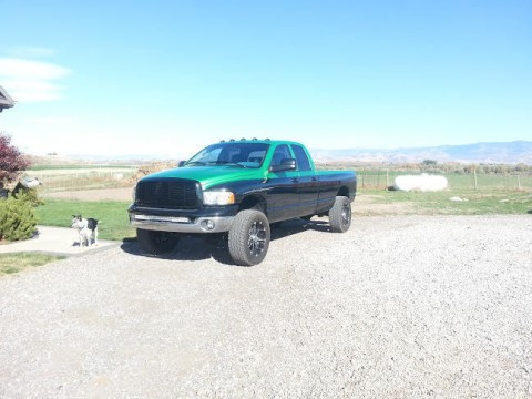2003 Dodge Ram 2500 cummins for sale