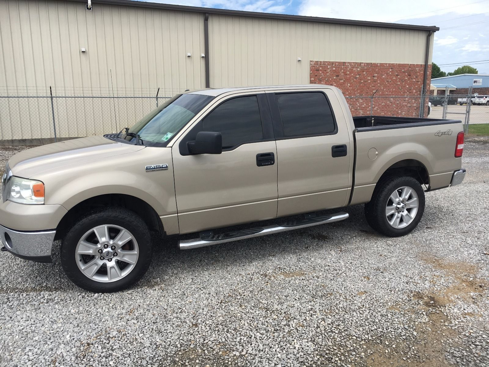 2008 ford f150 xlt super crew 4 4 for sale. Black Bedroom Furniture Sets. Home Design Ideas