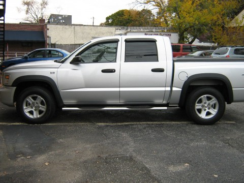 2010 Dodge Ram Dakota Crew Cab 4 X4 for sale