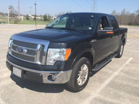 2010 Ford F 150 Lariat Extended Cab Pickup 4 Door for sale