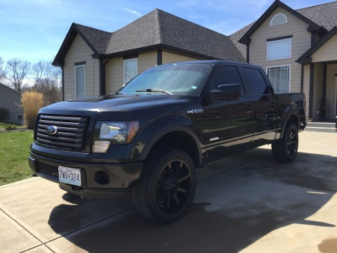 2012 Ford F150 FX4 Supercrew Ecoboost for sale