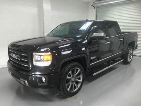 2014 gmc sierra 1500 z71 sle lifted custom for sale. Black Bedroom Furniture Sets. Home Design Ideas