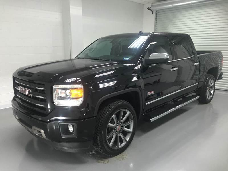 2014 gmc sierra 1500 gmc sierra slt all terrain 4x4 for sale. Black Bedroom Furniture Sets. Home Design Ideas