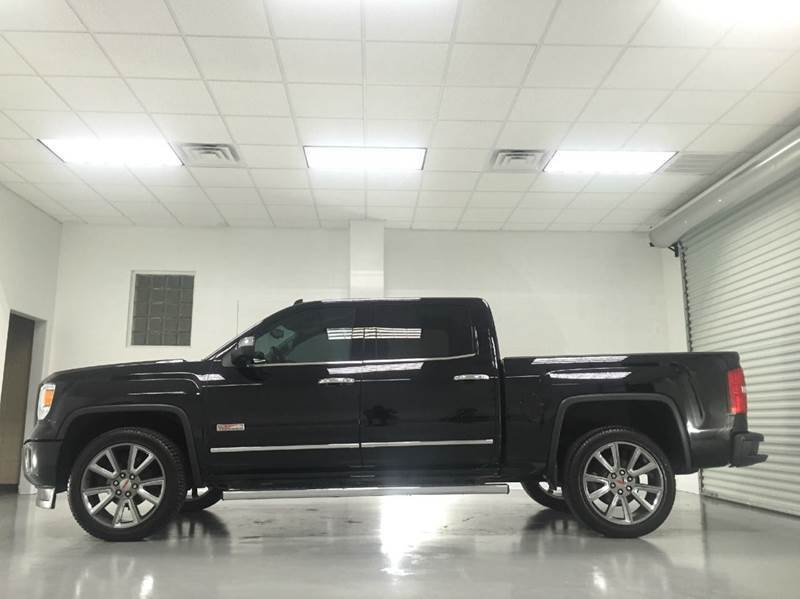 2014 GMC Sierra 1500 GMC Sierra SLT All Terrain 4X4 for sale