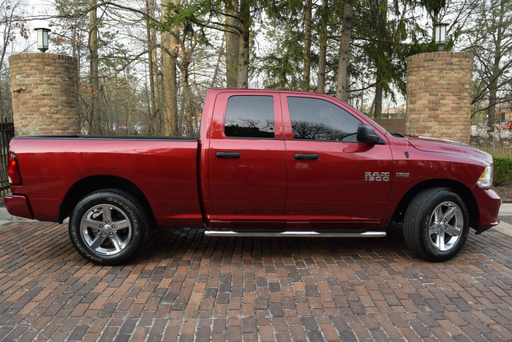 2015 Ram 1500 St Crew Cab Edition Hemi Powered For Sale