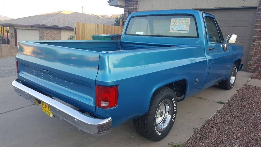 1978 cab crew chevrolet pickup pickups chevy c10 lowered wheels rally series inch beauty