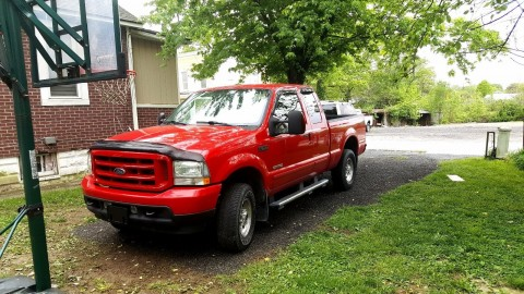 2004 Ford F-250 Super Cab for sale