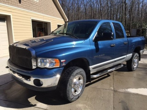 2005 Dodge Ram 2500 Quad Cab for sale