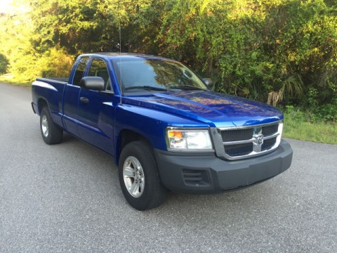 2008 Dodge Dakota SXT Extended Cab for sale