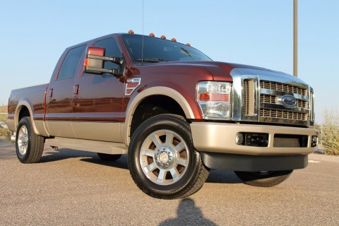 2008 Ford F 250 CREW CAB for sale