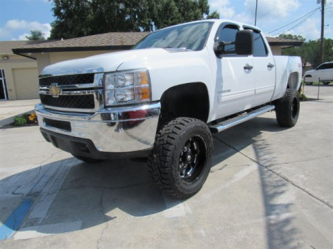2011 Chevrolet Silverado 2500HD Crew Cab for sale