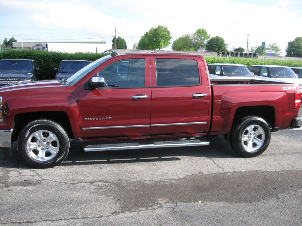 2016 Chevrolet Silverado 1500 Double Cab >> 2014 Chevrolet Silverado 1500 for sale
