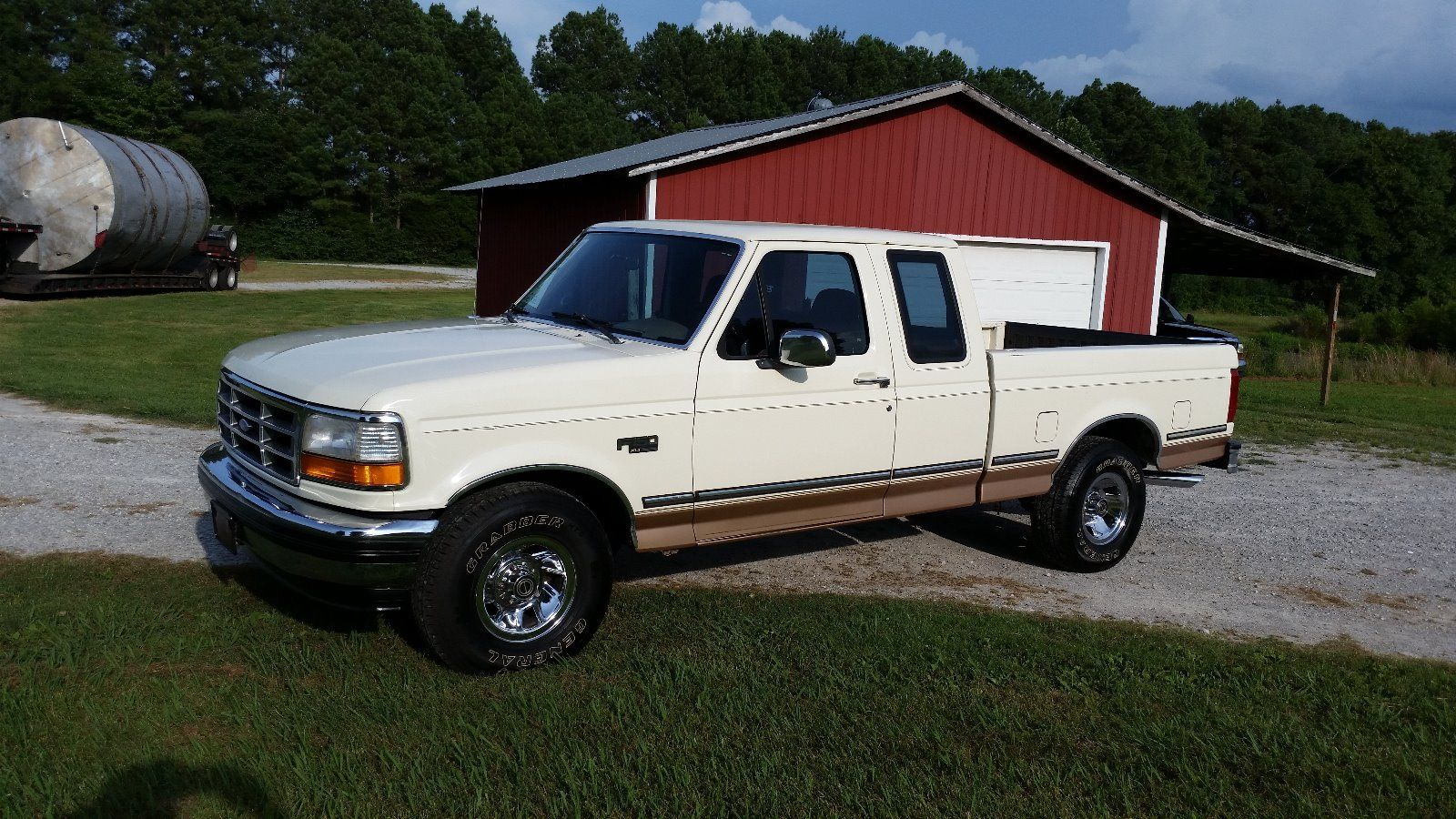 1995 Ford F-150 Extended Cab PickUp for sale