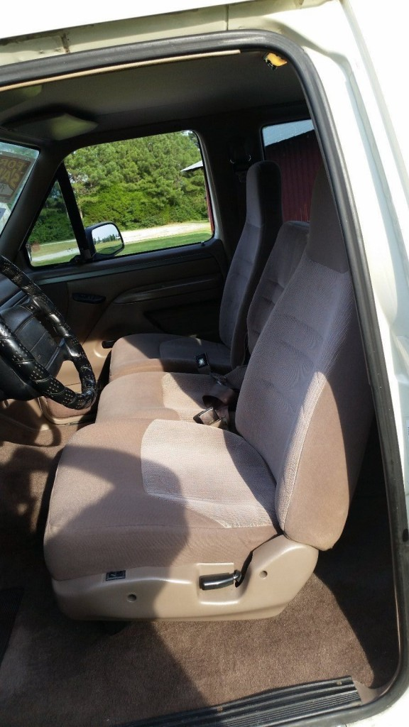 1995 Ford F-150 Extended Cab PickUp