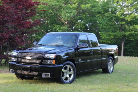 2004 Chevrolet SS Silverado 408 Stroker Turbo Built LSX Pickup for sale