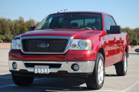 2007 Ford F-150 Lariat Pickup for sale