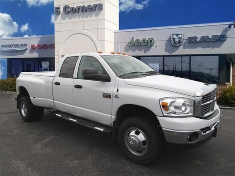 2009 Dodge Ram 3500 SLT Quad Cab Pickup for sale