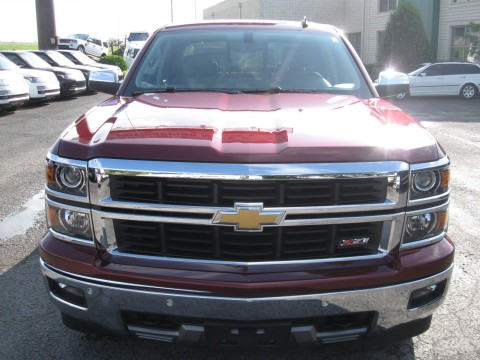 2014 Chevrolet Silverado 1500 Pickup for sale