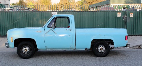 1973 Chevrolet C 10 Shortbed for sale