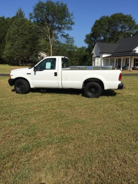 2000 Ford F-250 Super Duty Standard Cab Pickup 2 Door 5.4L for sale