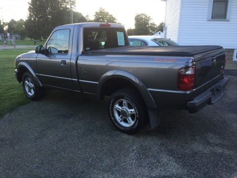 2004 Ford Ranger Edge for sale