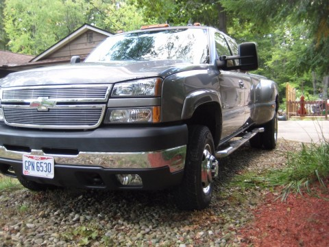 2006 Chevrolet Silverado 3500 Diesel for sale