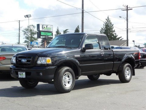 2006 Ford Ranger Sport Manual for sale