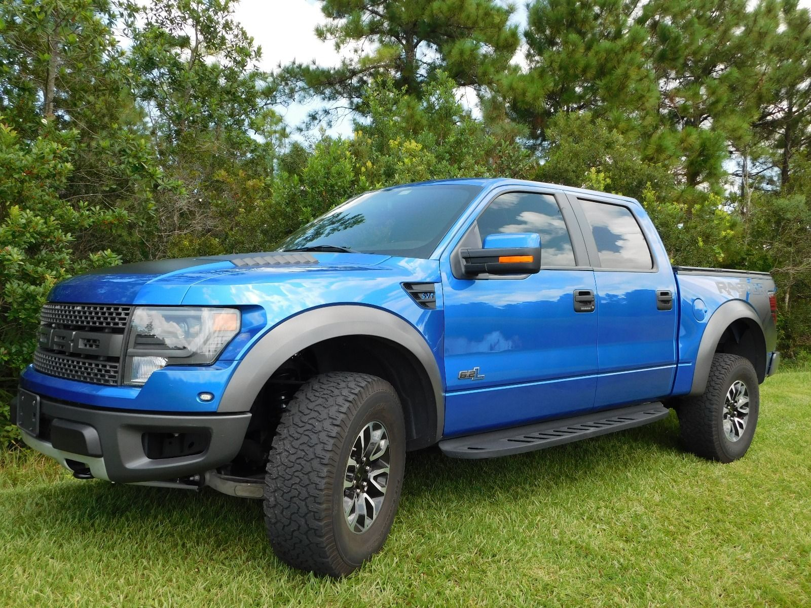 2013 Ford F 150 Svt Raptor For Sale