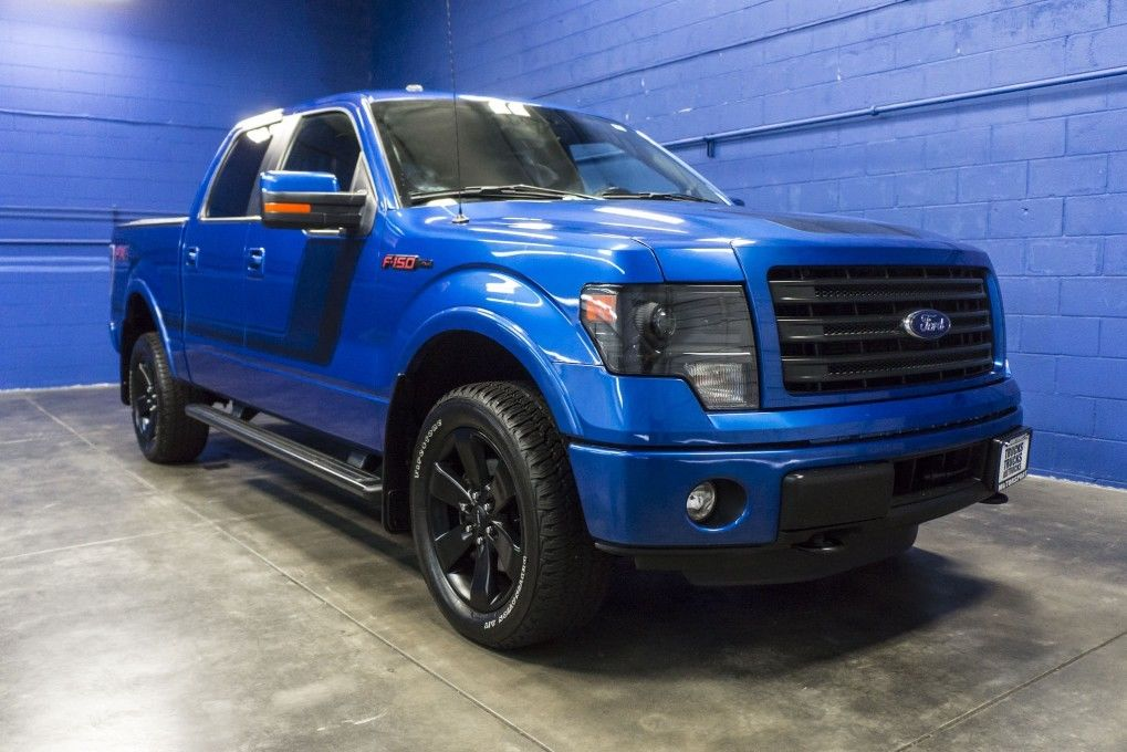 F 350 Super Duty For Sale >> 2014 Ford F-150 FX4 4×4 for sale
