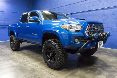 2016 Toyota Tacoma TRD Sport 4×4 for sale