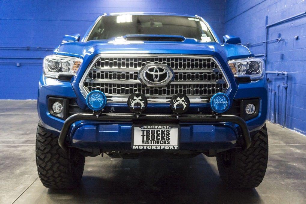 2016 Toyota Tacoma TRD Sport 4×4