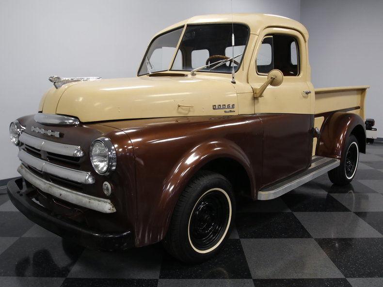 1951 Dodge Pickup For Sale