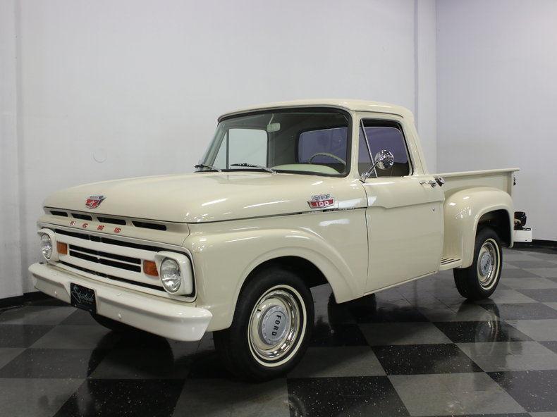 1964 ford f 100 pickup for sale. Black Bedroom Furniture Sets. Home Design Ideas