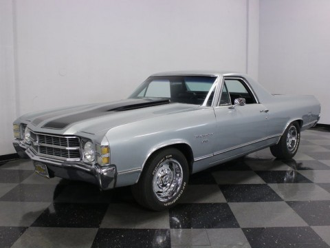 1971 Chevrolet El Camino pickup for sale
