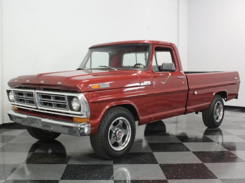 1971 Ford F 250 pickup for sale