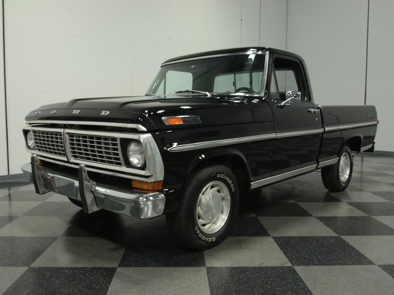 1972 Ford F100 Exhaust System : Ford f pickup for sale