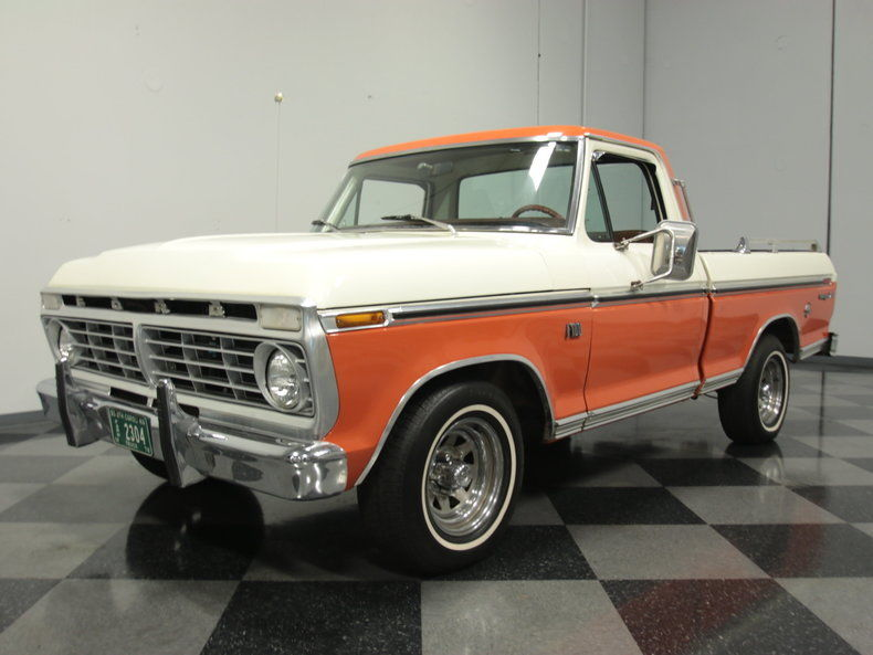 1974 Ford F 100 pickup for sale