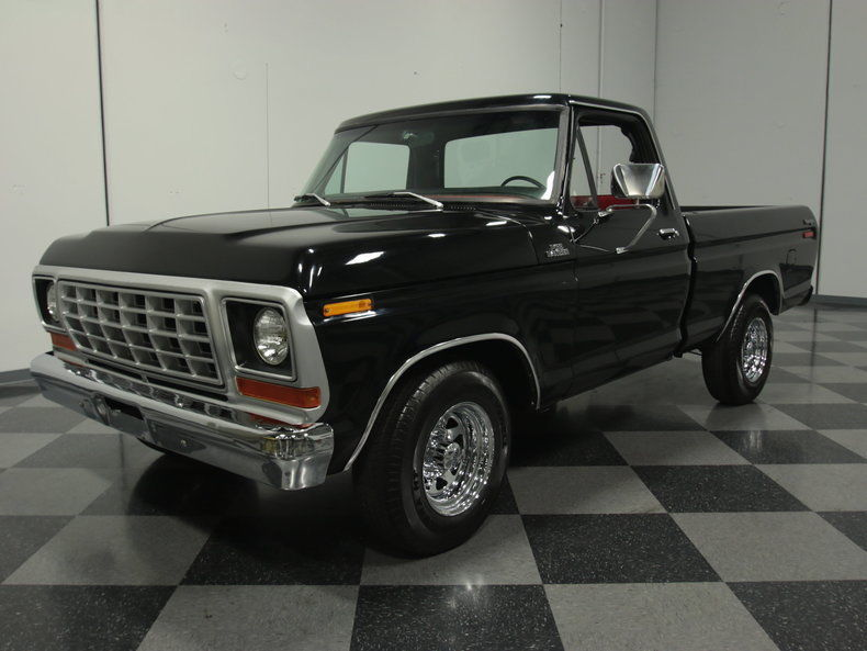 2016 Ford F150 Lifted >> 1978 Ford F 100 Pickup for sale