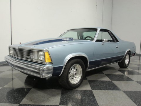 1981 Chevrolet El Camino pickup for sale