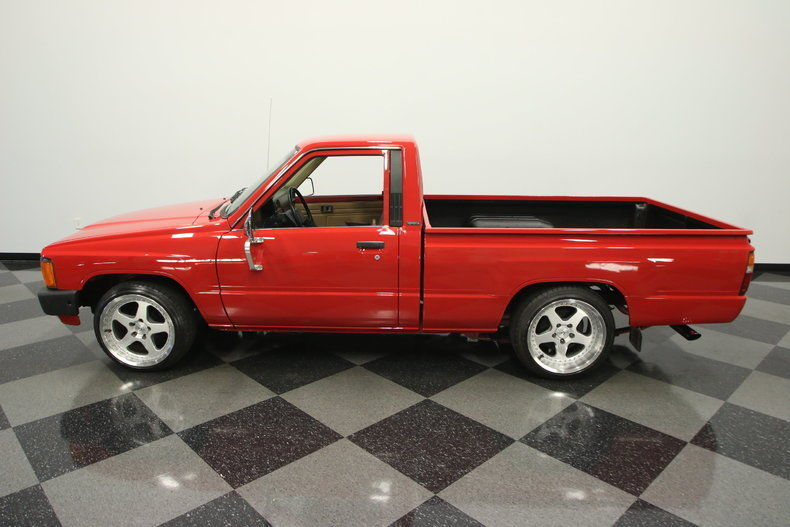 Toyota Tundra Build >> 1985 Toyota Pickup for sale