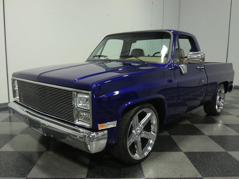1986 Chevrolet C 10 pickup for sale