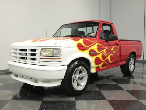 1993 Ford F 150 Lightning Standard Cab Pickup 2 Door for sale