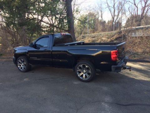 Optioned 2014 Chevrolet Silverado 1500 pickup for sale