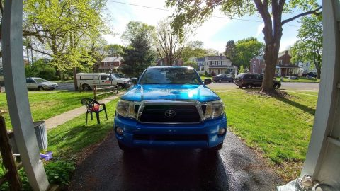 2005 Toyota Tacoma TRD Off Road SR5 pickup for sale
