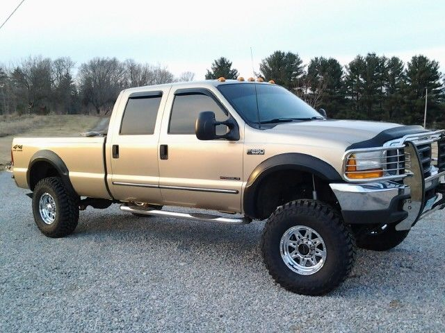 clean rust free 2000 ford f 250 xlt pickup for sale