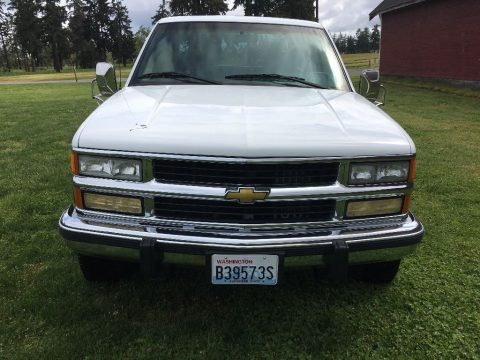 Clean well cared of 1994 Chevrolet Silverado 2500 pickup for sale